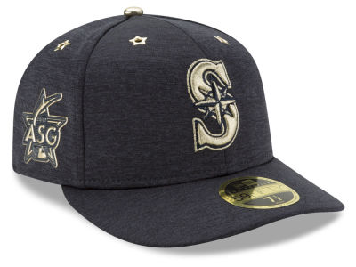 Seattle Mariners New Era 2017 MLB All-Star Game Patch Low Profile 59FIFTY Cap
