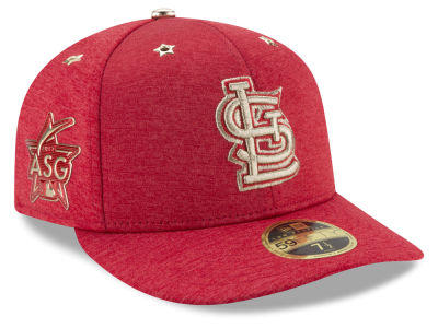 St. Louis Cardinals New Era 2017 MLB All-Star Game Patch Low Profile 59FIFTY Cap