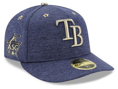 Tampa Bay Rays New Era 2017 MLB All-Star Game Patch Low Profile 59FIFTY Cap
