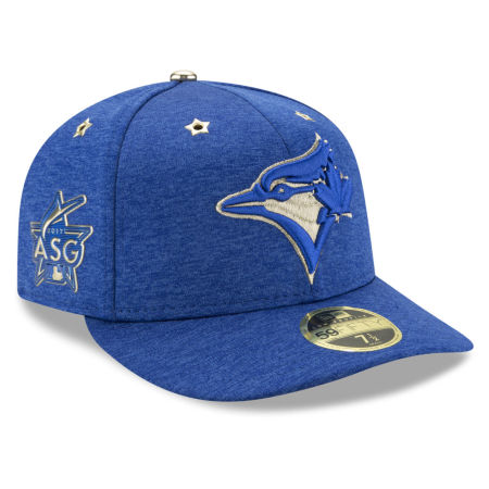 Toronto Blue Jays New Era 2017 MLB All-Star Game Patch Low Profile 59FIFTY Cap