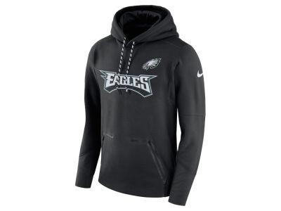 Philadelphia Eagles Nike NFL Men's Player Therma Pull Over Hoodie