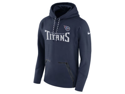 Tennessee Titans Nike NFL Men's Player Therma Pull Over Hoodie
