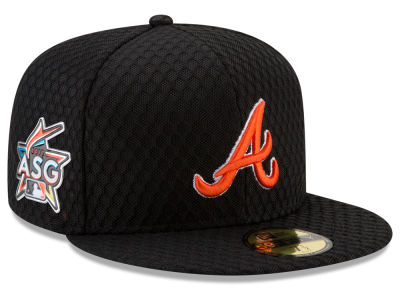 Atlanta Braves New Era 2017 MLB All Star Game Home Run Derby Patch 59FIFTY Cap