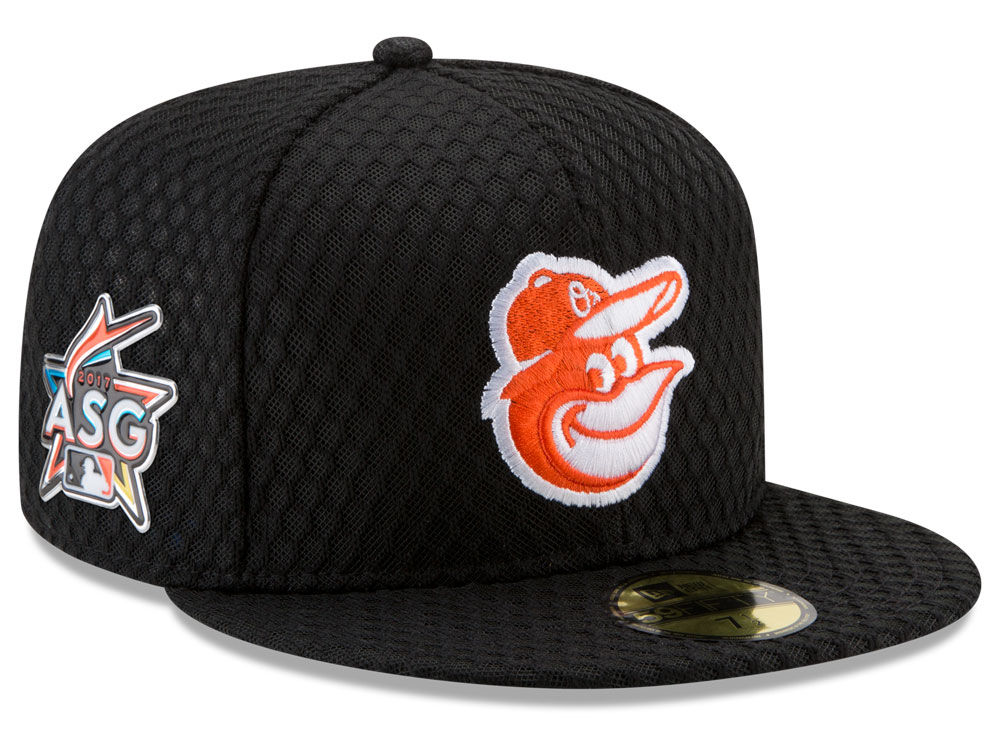 ... shopping baltimore orioles new era 2017 mlb all star game home run  derby patch 59fifty cap 9c742338d0bc