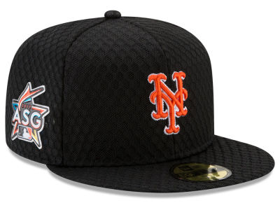 New York Mets New Era 2017 MLB All Star Game Home Run Derby Patch 59FIFTY Cap