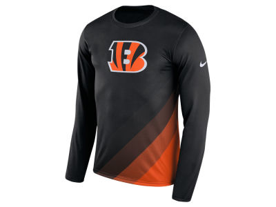 Cincinnati Bengals Nike NFL Men's Legend Prism Long Sleeve T-Shirt