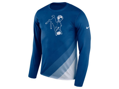 Indianapolis Colts Nike NFL Men's Legend Prism Long Sleeve T-Shirt