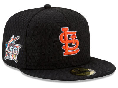 St. Louis Cardinals New Era 2017 MLB All Star Game Home Run Derby Patch 59FIFTY Cap