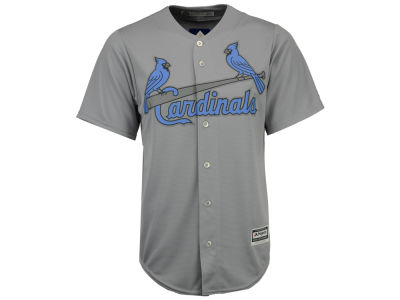 St. Louis Cardinals Majestic MLB Men's Fathers Day Cool Base Jersey