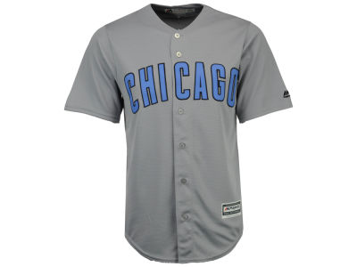 Chicago Cubs Majestic MLB Men's Fathers Day Cool Base Jersey