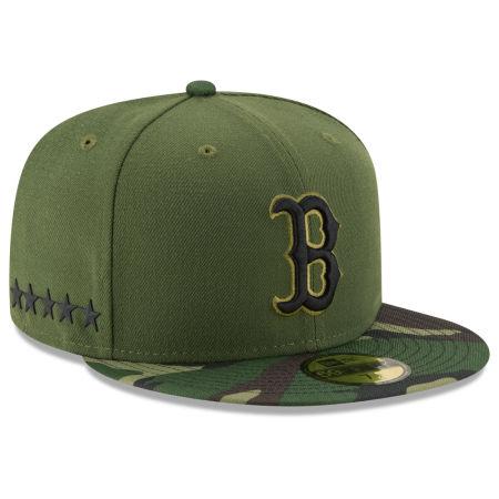 Boston Red Sox New Era 2017 MLB Memorial Day 59FIFTY Cap