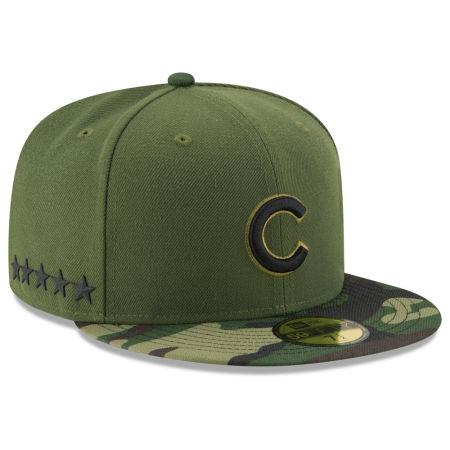 Chicago Cubs New Era 2017 MLB Memorial Day 59FIFTY Cap