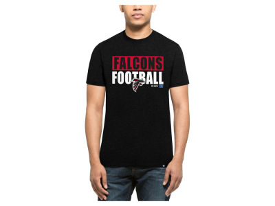 Atlanta Falcons '47 NFL Men's Stacked Box Club T-Shirt