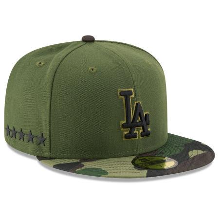 Los Angeles Dodgers New Era 2017 MLB Memorial Day 59FIFTY Cap