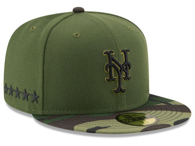 New York Mets New Era 2017 MLB Memorial Day 59FIFTY Cap