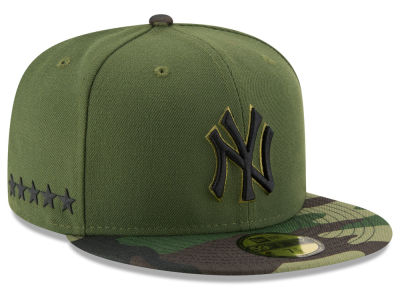 New York Yankees New Era 2017 MLB Memorial Day 59FIFTY Cap