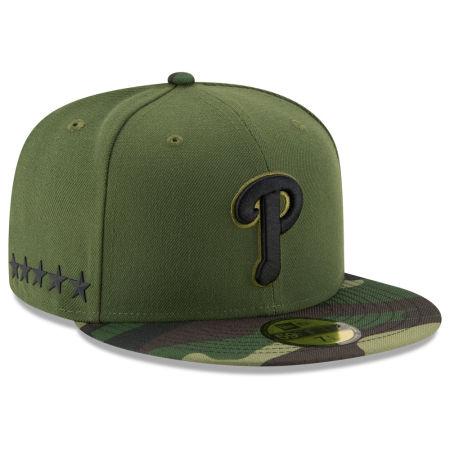 Philadelphia Phillies New Era 2017 MLB Memorial Day 59FIFTY Cap