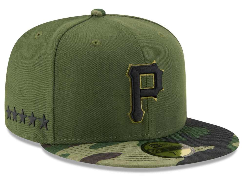 buy popular 4646e 8a1c9 ... cheapest pittsburgh pirates new era 2017 mlb memorial day 59fifty cap  11536 a684e order mens ...