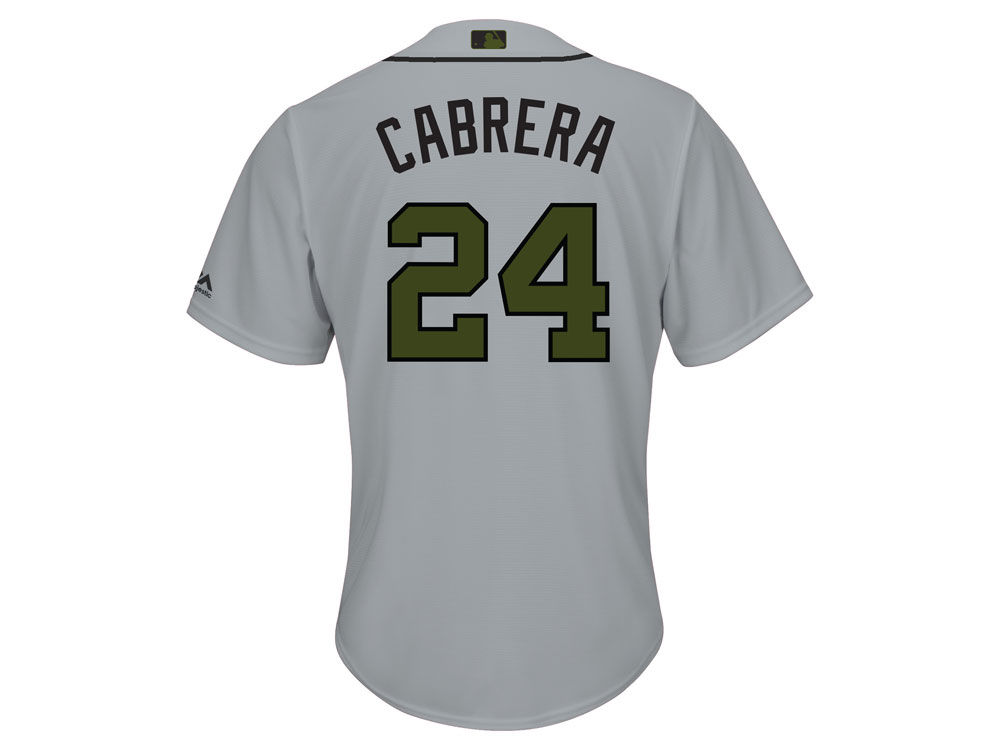 07d6632ae ... low price detroit tigers miguel cabrera majestic mlb mens memorial day cool  base jersey lids 0957b