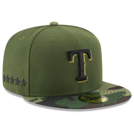 Texas Rangers New Era 2017 MLB Memorial Day 59FIFTY Cap