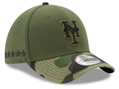 New York Mets New Era 2017 MLB Memorial Day 39THIRTY Cap