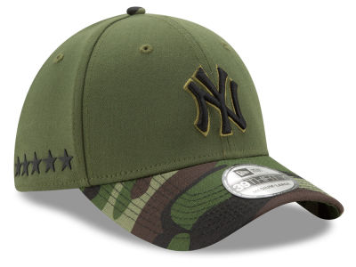 New York Yankees New Era 2017 MLB Memorial Day 39THIRTY Cap
