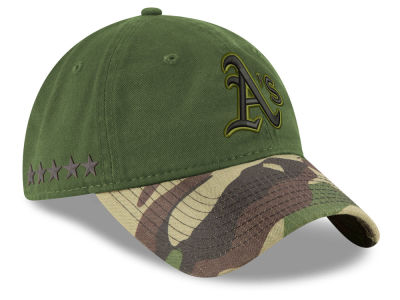 Oakland Athletics New Era 2017 MLB Memorial Day 9TWENTY Cap