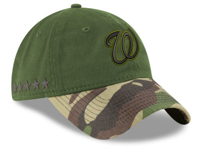 Washington Nationals New Era 2017 MLB Memorial Day 9TWENTY Cap