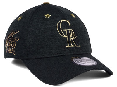 Colorado Rockies New Era 2017 MLB All Star Game 39THIRTY Cap