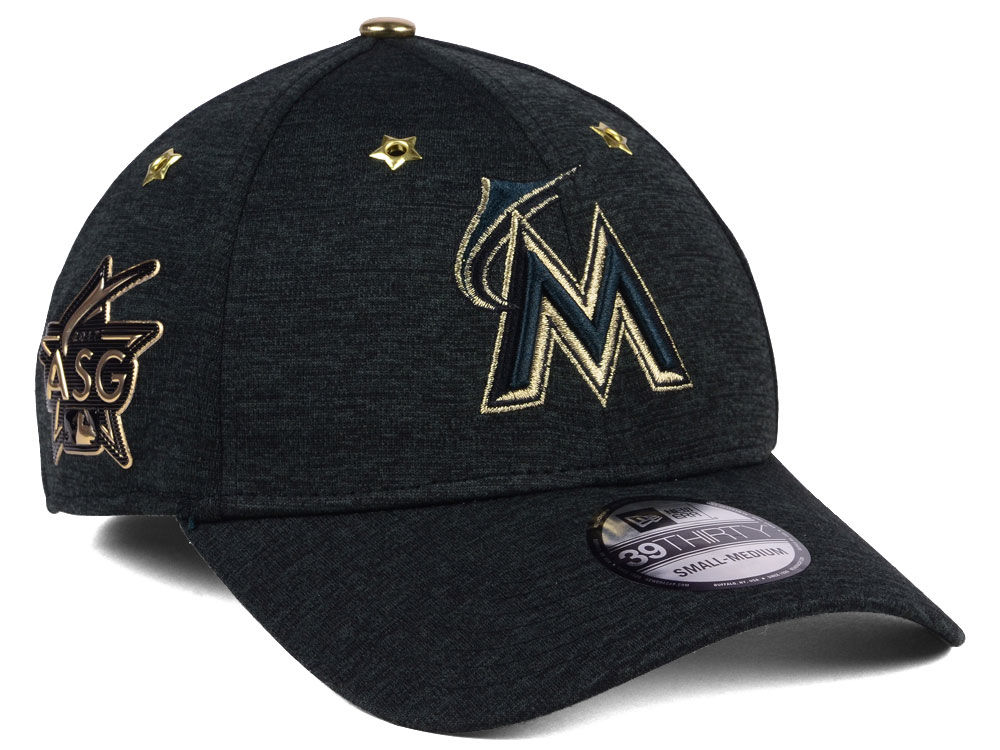 69122c58276 ... italy miami marlins new era 2017 mlb all star game 39thirty cap 7355c  fa3c4 ...