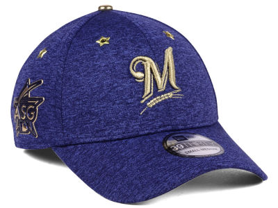 Milwaukee Brewers New Era 2017 MLB All Star Game 39THIRTY Cap