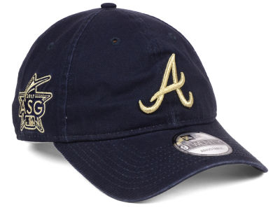 Atlanta Braves New Era 2017 MLB All Star Game 9TWENTY Strapback Cap
