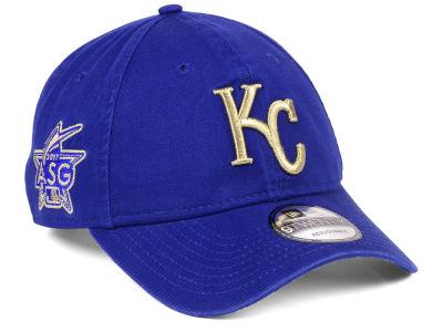new product c8ce9 ebe5c Kansas City Royals New Era 2017 MLB All Star Game 9TWENTY Strapback Cap