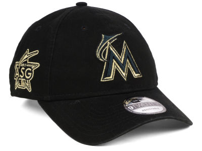 Miami Marlins New Era 2017 MLB All-Star Game 9TWENTY Cap