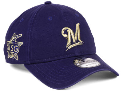 Milwaukee Brewers New Era 2017 MLB All Star Game 9TWENTY Strapback Cap