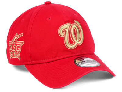 Washington Nationals New Era 2017 MLB All Star Game 9TWENTY Strapback Cap