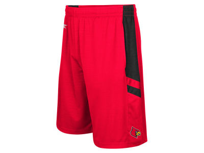 Louisville Cardinals Colosseum NCAA Men's Setter Shorts