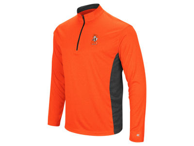 Oklahoma State Cowboys Colosseum NCAA Men's Audible Quarter Zip Pullover