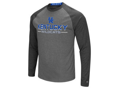 Kentucky Wildcats Colosseum NCAA Men's Ultra Long Sleeve Raglan T-shirt