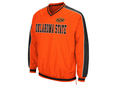 Oklahoma State Cowboys Colosseum NCAA Men's Attack Line Windbreaker Jacket
