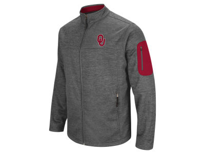 Oklahoma Sooners Colosseum NCAA Men's Anchor Full Zip Jacket
