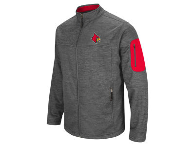 Louisville Cardinals Colosseum NCAA Men's Anchor Full Zip Jacket