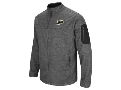 Purdue Boilermakers Colosseum NCAA Men's Anchor Full Zip Jacket