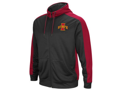 Iowa State Cyclones Colosseum NCAA Men's Take Over Full Zip Hoodie