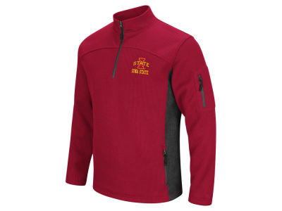Iowa State Cyclones Colosseum NCAA Men's Advantage Quarter Zip Pullover
