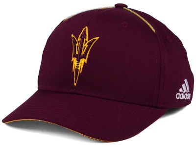 Arizona State Sun Devils adidas 2017 NCAA Coaches Flex Cap