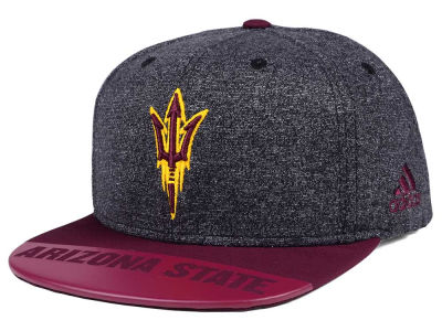 Arizona State Sun Devils adidas NCAA Player Snapback Cap