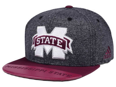 Mississippi State Bulldogs adidas NCAA Player Snapback Cap