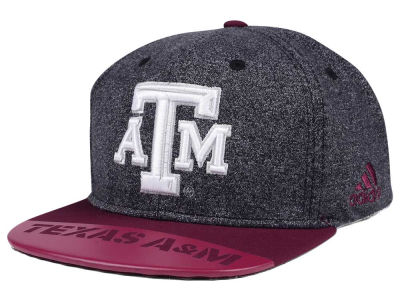 Texas A&M Aggies adidas NCAA Player Snapback Cap