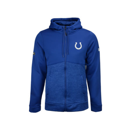 Indianapolis Colts Under Armour NFL Men's Armour Fleece Full Zip Hoodie